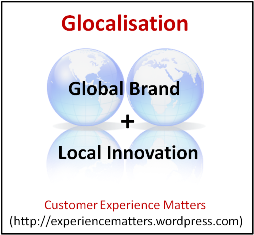 Glocalisation: The New Web Culture?